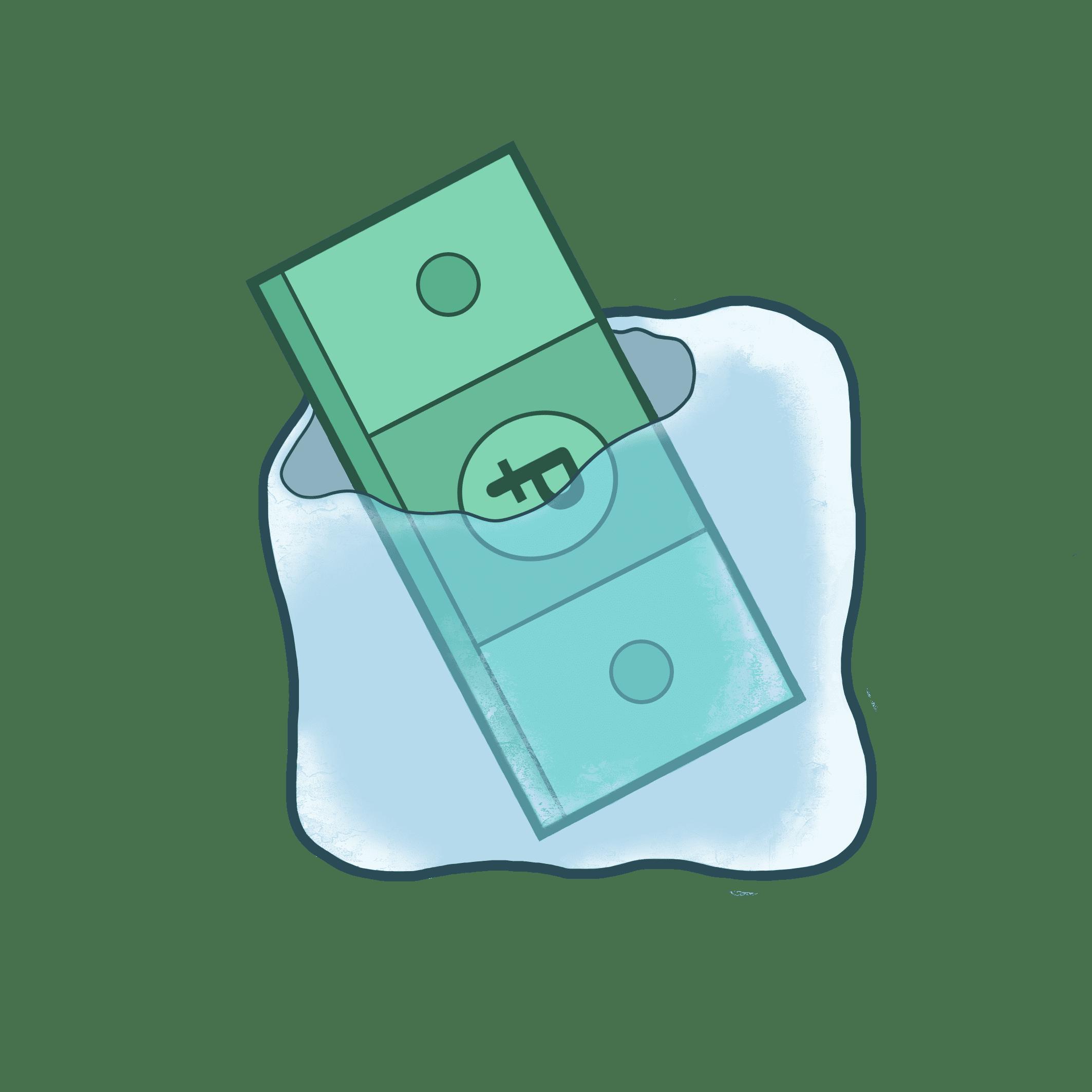 холдирование средств