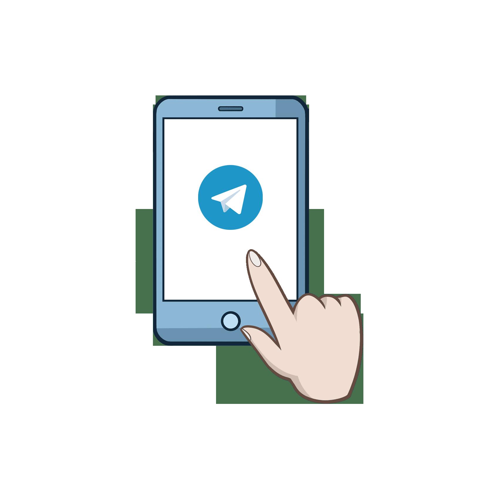 оплата в Telegram